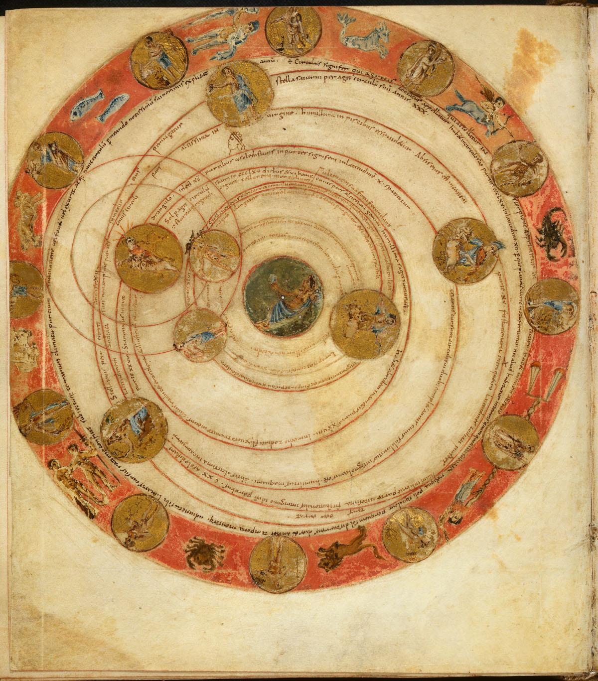 celectial spheres leiden aratea