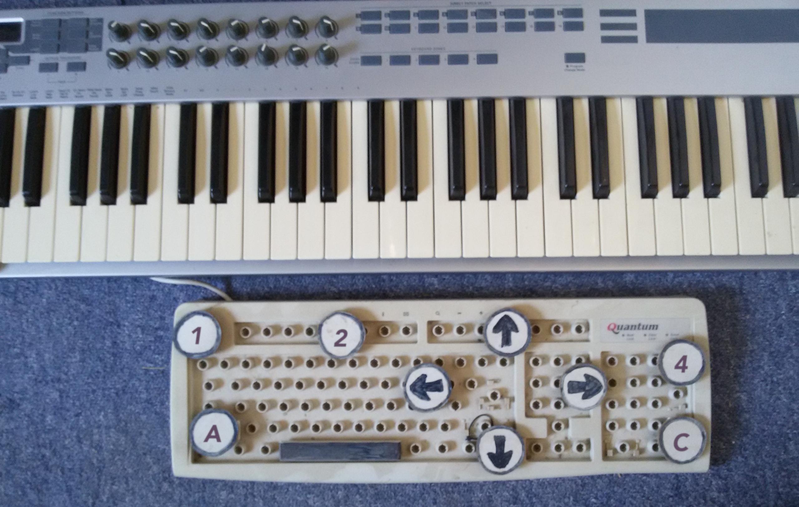 Keyboard Looper 2