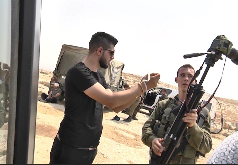 מעצר עיתונאים פלסטיניים