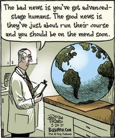 A case of humans